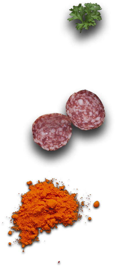 suho pikantno meso